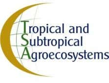 Tropical and Subtropical Agroecosystems, 14 (2011): 485- 492 EFFECTS OF FEEDING Moringa stenopetala LEAF MEAL ON