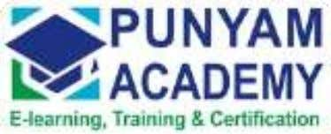 Punyam Academy is an ISO/IEC 17024 certified training provider company, which offers various ISO training