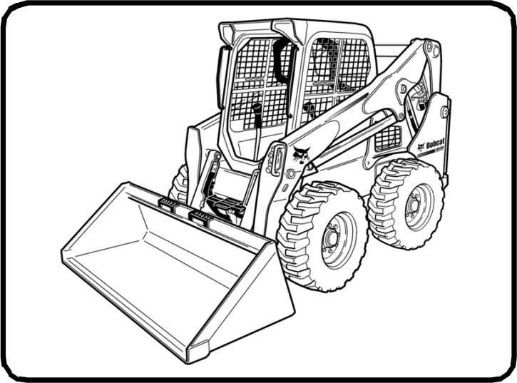 Manual S570 Skid-Steer Loader S/N A7U711001 & Above EQUIPPED WITH BOBCAT INTERLOCK CONTROL SYSTEM (BICS™)
