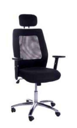 20 Yes No 360° Easy cOLOuRS Black Oc00160BL Oc00070BL mATeRiAL ∙ Very comfortable mesh seat ∙