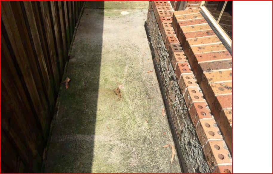 Childs Property Inspections Pre - Condition Building Report 13 December 2017 – no change. 1247 1248