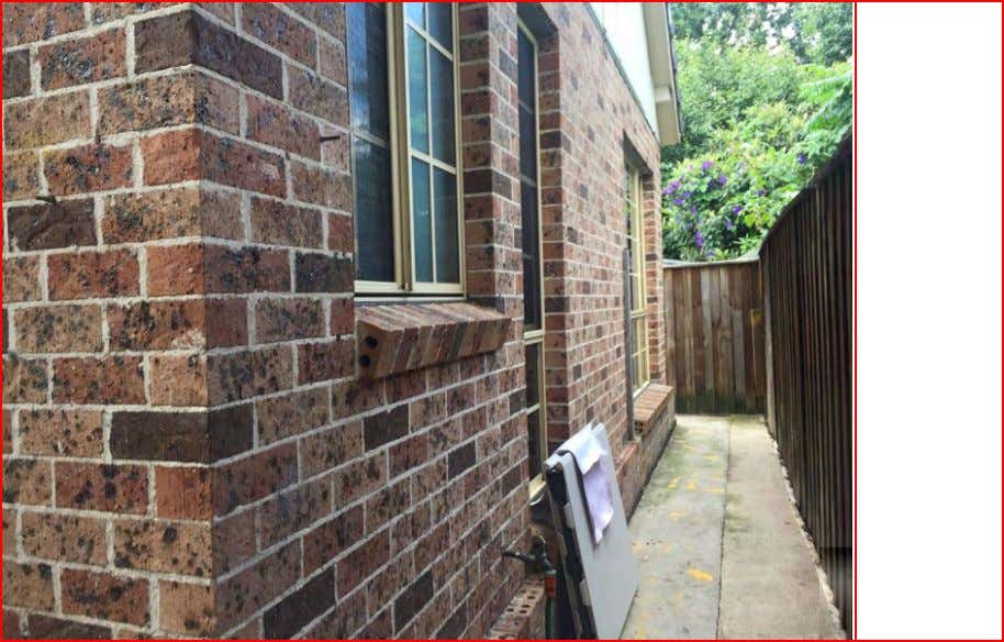 Childs Property Inspections Pre - Condition Building Report 13 December 2017 – no change. 1251 1252