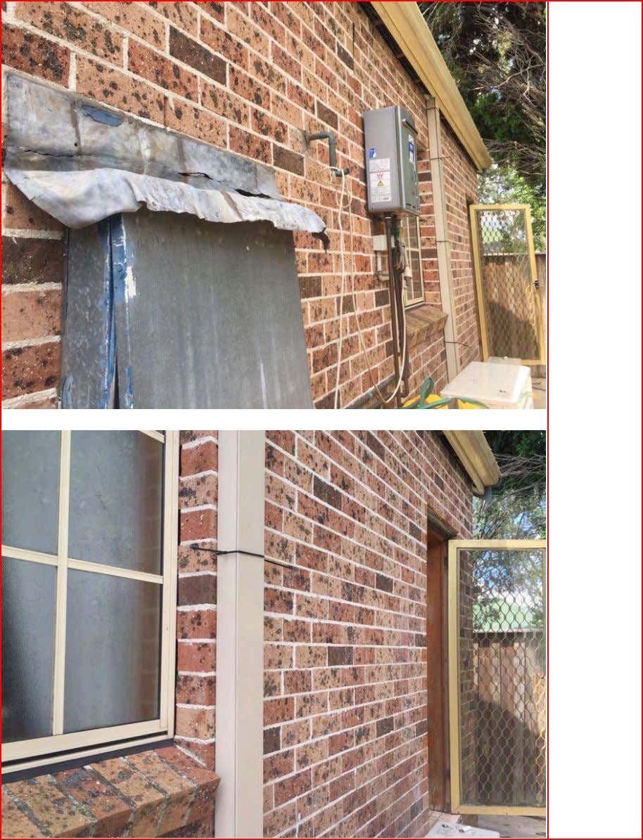 Childs Property Inspections Pre - Condition Building Report Page 28