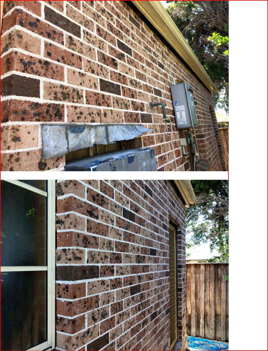 Childs Property Inspections Pre - Condition Building Report Page 30