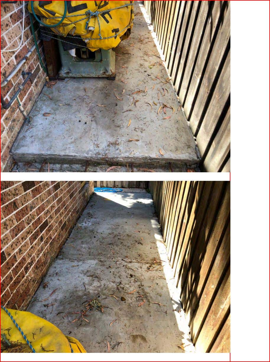 Childs Property Inspections Pre - Condition Building Report Page 34