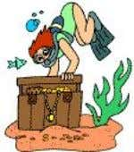 1827 Buried Treasure  1815 – 1821 Minerals 1807 Precious Stones Obtained From Sea By Diving