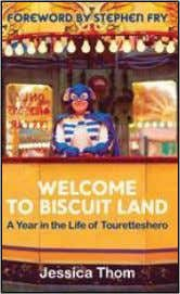 is a comedian, an author, and a television performer. Welcome to Biscuit Land A Year in