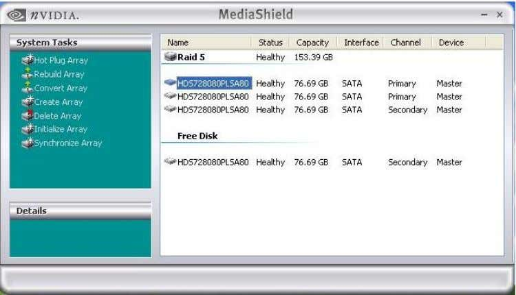 out at any time, using the same interface ( Figure 8 ). Figure 8. MediaShield Interface: