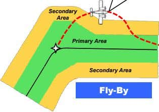 "Secondary Area Primary Area Secondary Area Fly-Over Source: based on diagrams in "" Guidance Material for"
