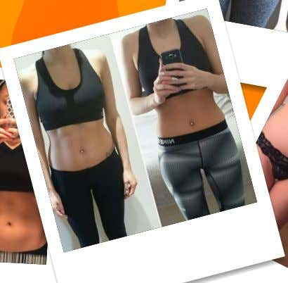 you can pose/flex to show off your results! Take pictures every 2 weeks in the same
