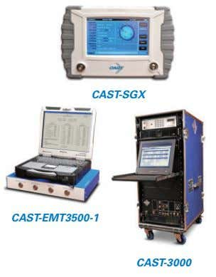 CAST-SGX CAST-EMT3500-1 CAST-3000