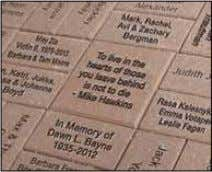 business, or the name of someone you wish to honor will a Britt Paver mock-up be