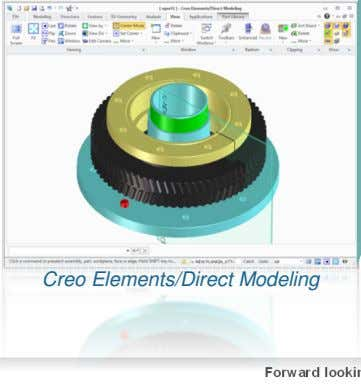 Creo Elements/Direct Modeling
