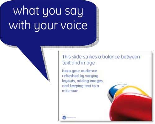 what what you you say say with with your your voice voice