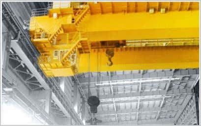 Metallurgical Foundry Crane > Metallurgical Crane Overview Features Technical Data Metallurgical Crane Weihua