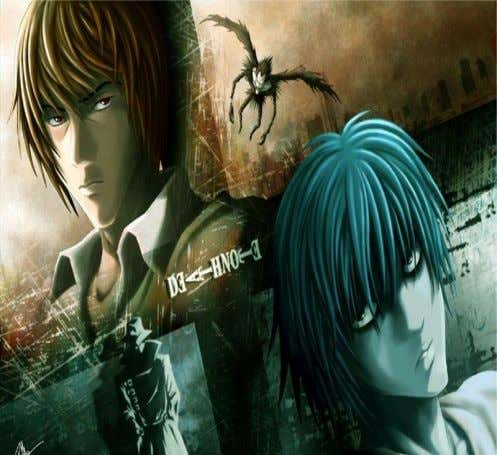 Light vs L. Lawliet 2 3 No obstante, Misa Amane posee un Death Note el
