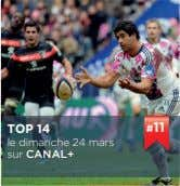 top 14 #11 CANAL+