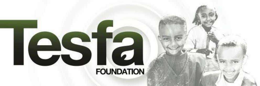 2012 Social Media Analysis & Recommendations [ BEAUTIFUL SOCIAL : THE TESFA FOUNDATION ] Saint Joseph