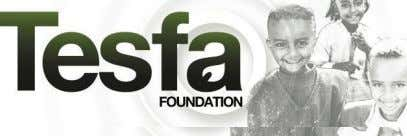 Beautiful Social : Social Media Report & Analysis The Tesfa Foundation Existing Social Media: Website: