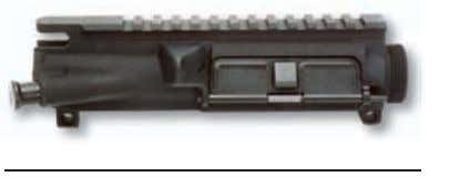 complete with ejection port cover and forward assist stripped V match (Flat-top) upper receiver. (8448524-V-M2)