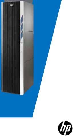 Unique HP Integrity Blade Link Technology for your private cloud 13 HP Restricted. For HP and