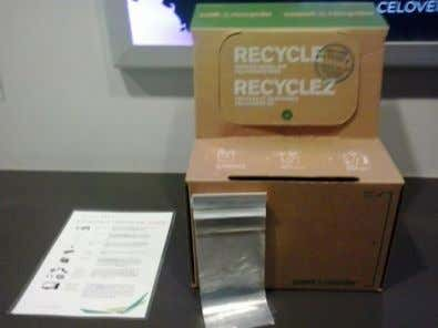 Figure 15: Call2Recylce battery recycling box If you have any concerns about lead acid batteries