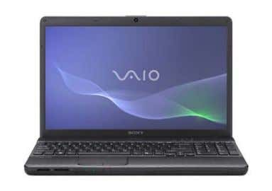 "VPCEH27FX/B The 15"" E Series laptop is built with the features and performance you need every"