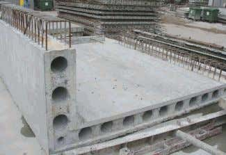 will then be required to join two sub-HS units together. Fig. 1.29 – Precast 'L-shaped' wall