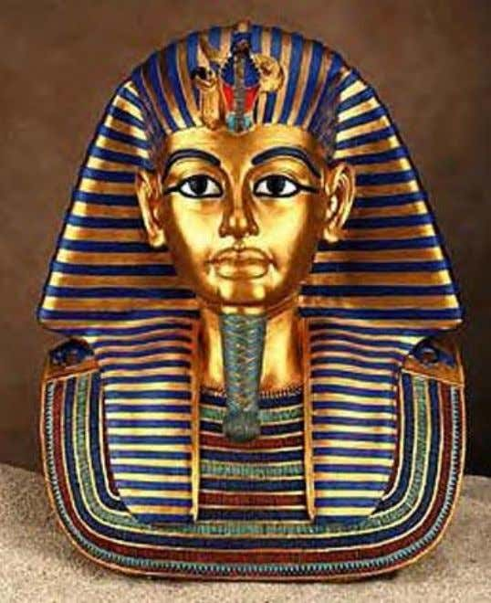 Egyptian King Tut