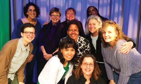 can help other women in Brookline as they navigate their own journeys through work and life.