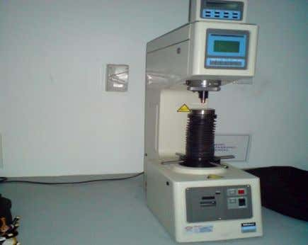 Vickers Hardness Test Rockwell Hardness Test Brinell Hardness Test