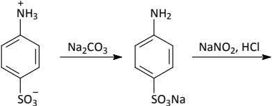 NH 3 NH 2 Na 2 CO 3 NaNO 2 , HCl SO 3 SO