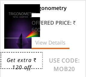 Trigonometry OFFERED PRICE: R 600 View Details Get extra R 120 off USE CODE: MOB20