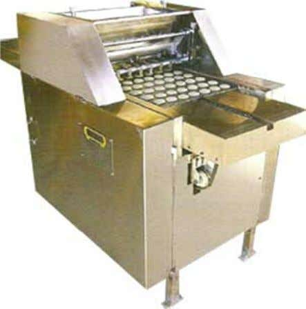 Información: http://www.mutchall.com/fully_automatic.html d. Empire Baker Equipment Suprema cookie depositing machine