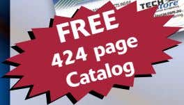 FREE 424 page Catalog