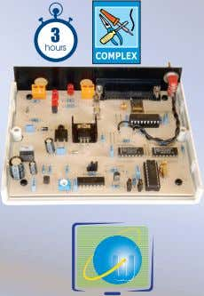 and machined case, PCB, LCD, and all electronic www.jaycarelectronics.com components. Duty Cycle Meter Kit