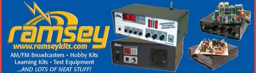 Got It!) MAIL ORDERS CALL TOLL-FREE-1-800-669-5810 www.allelectronics.com Go to www .n utsv olts.com —