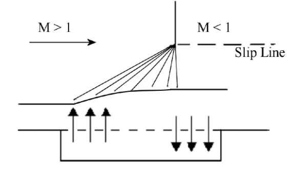 Control of Shock Wave/Boundary Layer Interaction (PCSBLI) Figure 1.14 - Passive Control of Shock/Boundary Layer