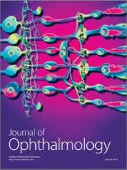 Journal of Ophthalmology Hindawi Publishing Corporation http://www.hindawi.com Volume 2014