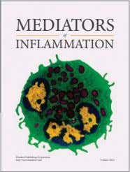MEDIATORS of INFLAMMATION Hindawi Publishing Corporation http://www.hindawi.com Volume 2014