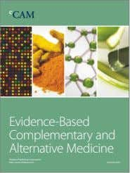 Evidence-Based Complementary and Alternative Medicine Hindawi Publishing Corporation http://www.hindawi.com Volume