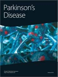 Parkinson's Disease Hindawi Publishing Corporation http://www.hindawi.com Volume 2014