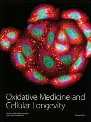 Oxidative Medicine and Cellular Longevity Hindawi Publishing Corporation http://www.hindawi.com Volume 2014