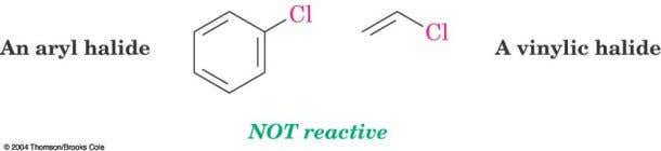 Limitations of the Friedel-Crafts Alkylation  Only alkyl halides can be used (F, Cl, I, Br)