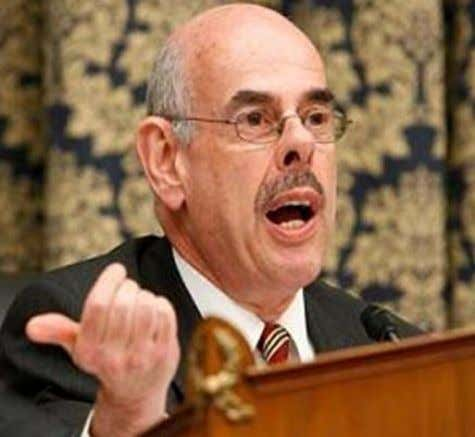 "STORY"" Congress Didn""t Fumble, They Threw the Game House Oversight Committee Chairman Henry Waxman (August 1,"