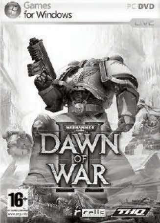 you're going to have a great time with Dawn of War I I . That armor