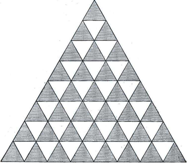 "Christmas Tree, must extend back to theremotest antiquity. The ""Gnostic Triangle"", axaxa, symbol of the"