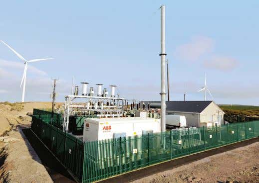 in renewable power generation to ensure grid reliability. STATCOM solution, manufactured in New Berlin, Wisconsin,