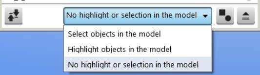 categories select No highlight or selection in the model . Creating categories • There are new