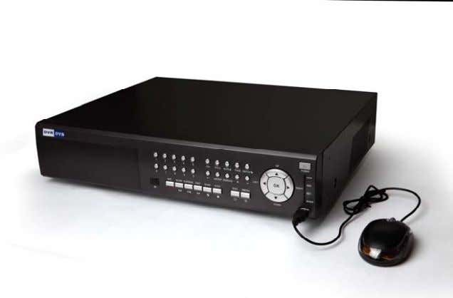 Standalone DVR MODEL NO.:KS-9024 & KS-9032 HDMI Optional FEATURES Standard H.264 compression format. GUI OSD